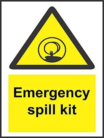 Precauci/ón agua caliente se/ñal de seguridad/ unidades 5/pegatinas /autoadhesivas de vinilo 100/mm x 75/mm