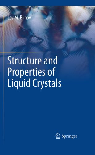 (Structure and Properties of Liquid Crystals)