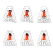 Replacement Heat Filling Chamber Balloon Bag Lot For Volcano Easy Valve Starter Kit (only 6pcs Balloons)