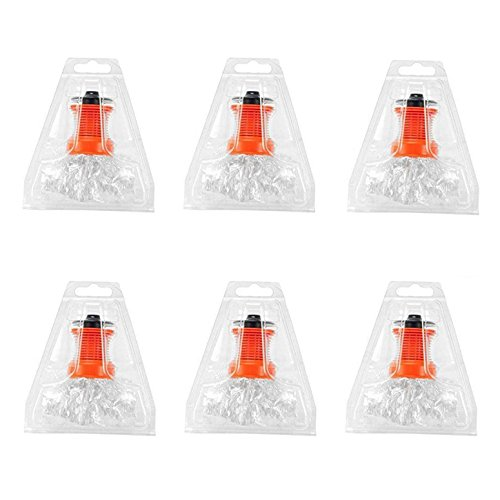 Replacement Heat Filling Chamber Balloon Bag Lot For Volcano Easy Valve Starter Kit (6pcs (Easy Valve Replacement)