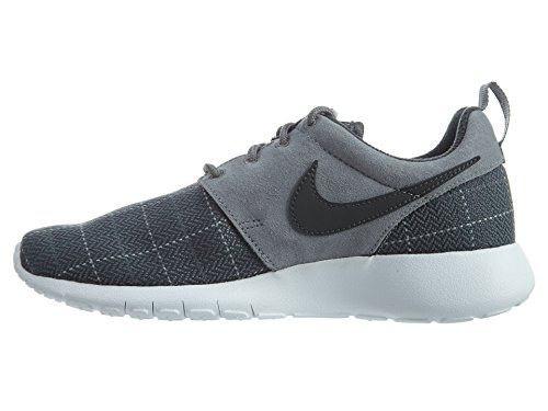 low priced f6a34 588df ... promo code for nike barna roshe en se gs løpesko grå pledd e44ef f62e0