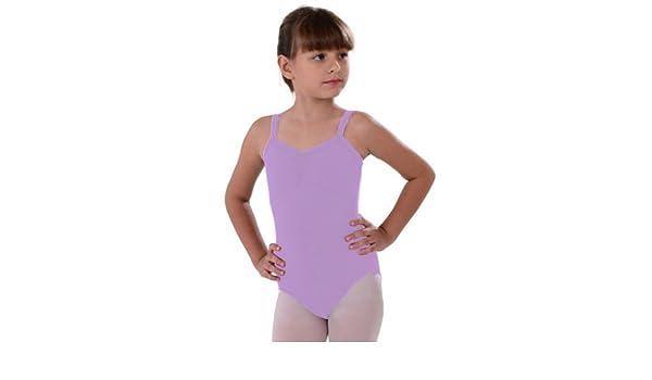 61f616e0a Amazon.com  So Danca Lilac Camisole Rhinestone Dance Leotard Toddler ...