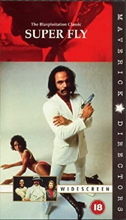 Super Fly [Alemania] [VHS]: Amazon.es: Ron ONeal, Carl Lee ...