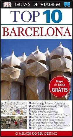 Guias De Viagem Porto Editora Top 10 Barcelona Portuguese