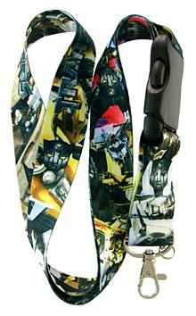 Transformers Comic Lanyard Chain Holder product image