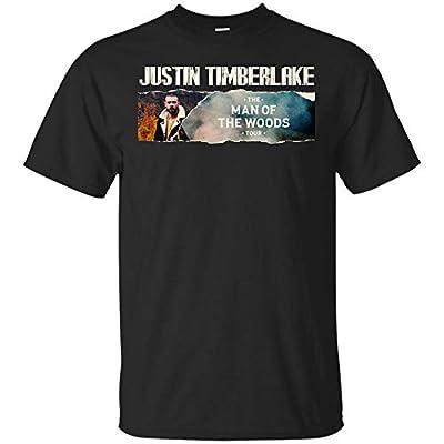 HarleyFunny =+Justin-Man-of-The-Woods-Tour-Timberlake=+Shirt