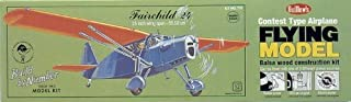 product image for Guillow Fairchild 24 Balsa Model Balsa Model Airplane