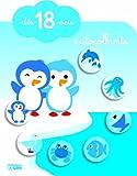 J'Aime Bien Coller : les Petits Pingouins - Dès 18 mois