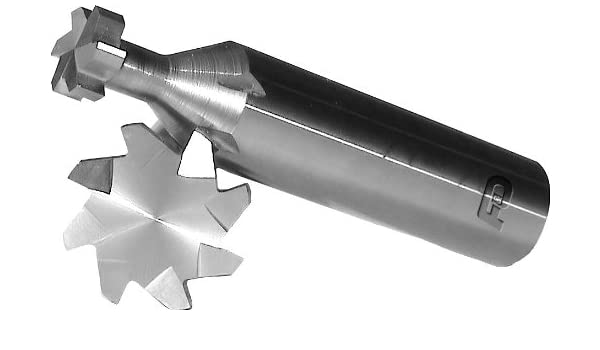8 Number of Flutes F/&D Tool Company 35361 Woodruff Keyseat Cutter Shank Type 1//2 Diameter Solid Carbide 2 1//4 Overall 3//32 Face Width