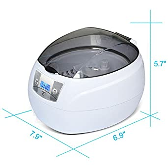 750ml Professional Ultrasonic Cleaner for Dental Clinics, Tattoo
