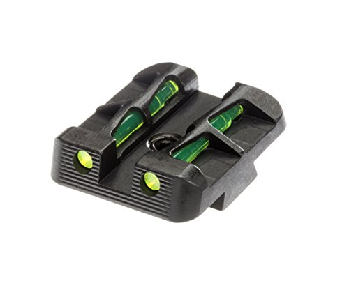 HIVIZ XDLW11 Interchangeable LITEWAVE Rear Handgun Sight for Springfield Armory XD