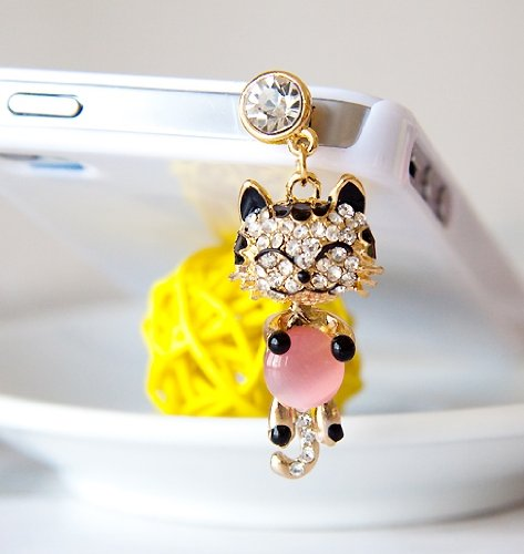 CJB Earphone Accessory Smiling iPhone product image
