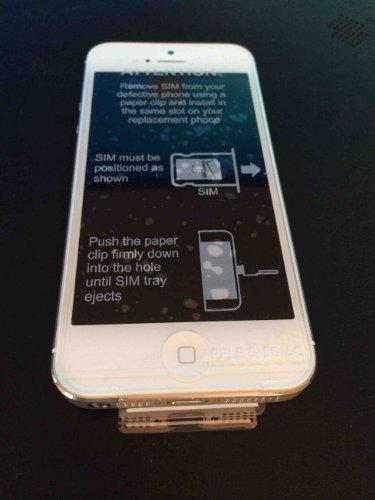 Apple iPhone 5 32 GB Verizon, White