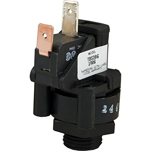 Tecmark TBS 300 Series Air Switch 25amp SPNO 90^ Latching TBS306