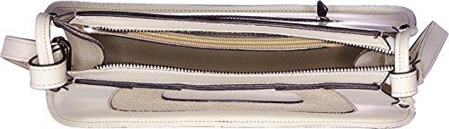 8607 Beige Chicca beige Borse Sac Bandoulière Beige 5ng48gFU