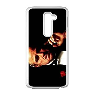 Godfather LG G2 Cell Phone Case White Phone cover V92810480