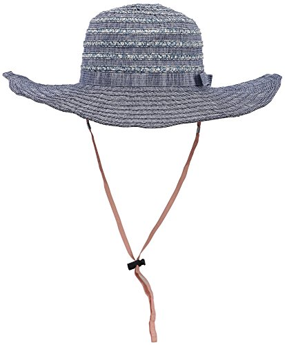 Womens' Wide Brim Floppy Summer Beach Sun Hat