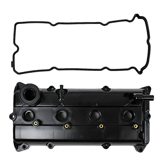 New Engine Valve Cover+Gasket+Spark Plug Seals for Nissan 02-06 2.5L Altima Sentra QR25DE (Seals Engine Valve)