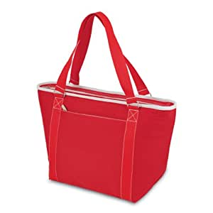 Picnic Time Topanga Insulated Cooler Tote, Red