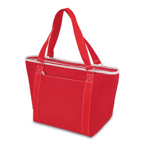 ONIVA - a Picnic Time Brand Topanga Insulated Cooler Tote, Red - Grande Insulated Bag