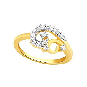 Giantti Women's 14KT Diamond Ring - IGL Certified (0.167 Ct, I1 Clarity, GH-Colour)