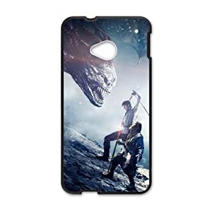 seventh son 2015 dragon wide HTC One M7 Cell Phone Case Black gift PJZ003-7534075