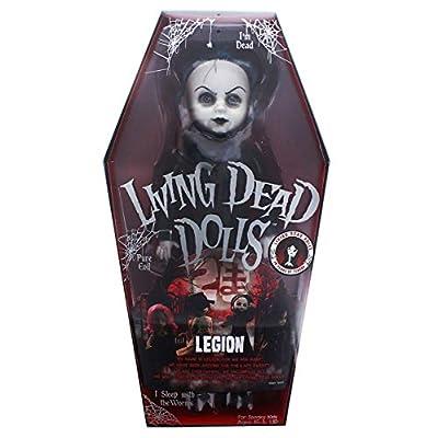 Living Dead Dolls Series 35 20th Anniversary Series Legion Mezco Toyz: Toys & Games