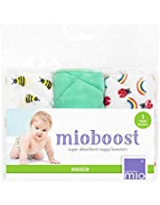Bambino Mio, Mioboost (Absorbente para pañal), Paquete de 3 Uds, Abejita Dulce
