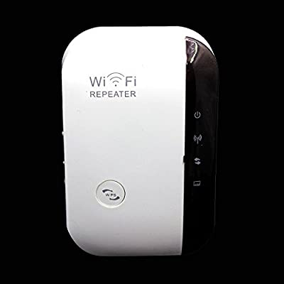 TechIntheBox 300Mbps High Speed Wireless-n/g/b Wifi Repeater WLAN Network Range Extender