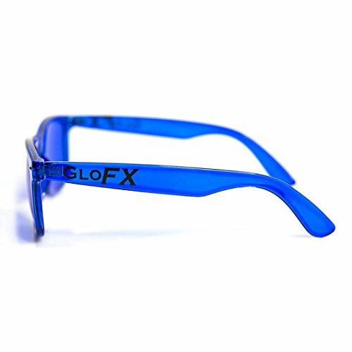 GloFX femmes les pour Bleu relaxantes Des lunettes vnWHSpv