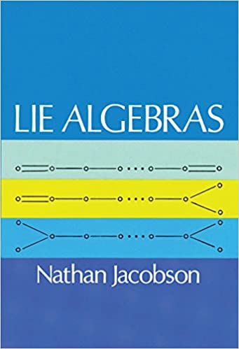lie algebras dover books on mathematics