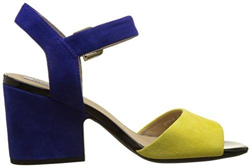 Amarillo D Violetc2v8k Geox B Marilyse Sandalias dk Para Cuña Mujer Con yellow Bdwp8qd