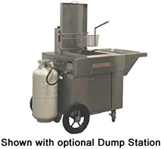 "Amazon.com: Outdoor Fryer, Portable, 14"" X 14"" Cooking"