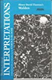 Henry David Thoreau's Walden, Harold Bloom, 1555460127