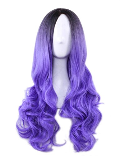 AneShe Ombre Black Purple Resistant product image