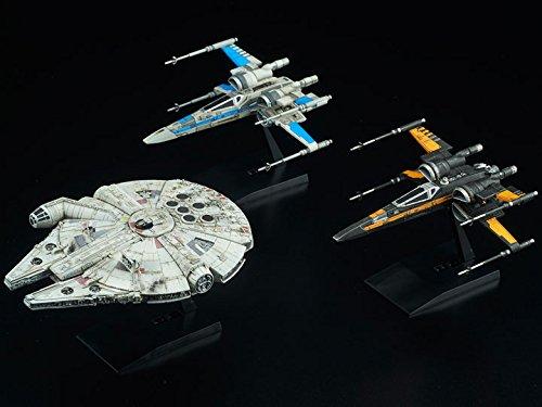 Star Set Wars B07BGC4HDF 1 Vehicle/144 & 1/350 Resistance Vehicle Set Model Kit (The Last Jedi) (製造元:Bandai Japan) [並行輸入品] B07BGC4HDF, ハロウィンワールド:e54871e9 --- ijpba.info