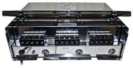 (Dabmar Lighting LVT900-MT-SS 900W Mt(12,13,14) Transformer with Timer, Stainless Steel)