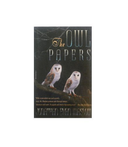 Owl Papers-V813