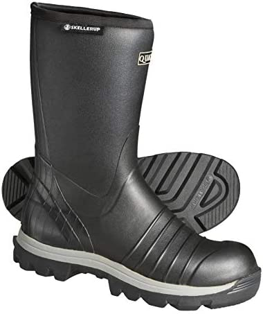 Bagman Skellerup Quatro Insulated Calf 13 Boots in Size 6