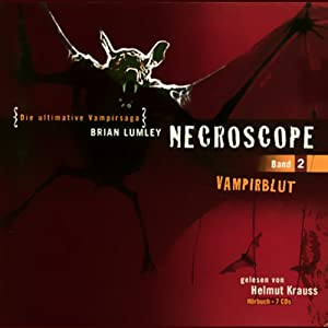 Vampirblut (Necroscope 2) Hörbuch