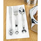 Stainless Steel Wrenchware - 3-Pc. Set