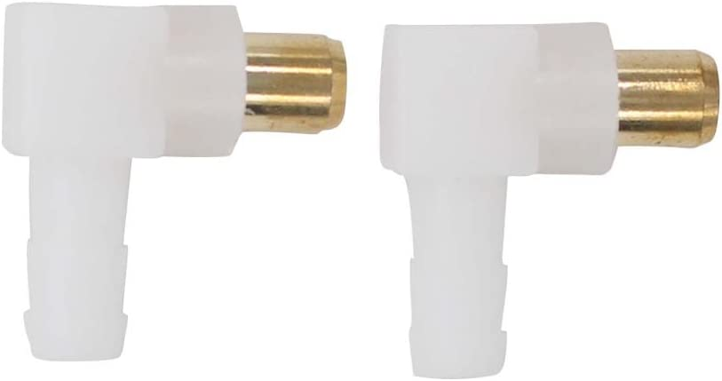 Amazon.com: Pack de 2 pcs para carburador de codo Carb ...