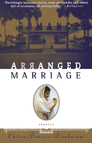 book cover of Arranged Marriage