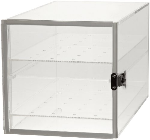 Bel-Art Clear Acrylic Desiccator Cabinet; 0.36 cu. ft (F42065-0000)
