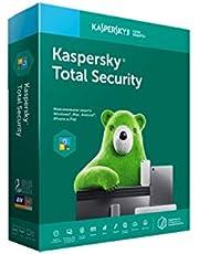 KASPERSKY الأمن الكلي 2020 - 4 مستخدمين - نسخة الشرق الاوسط - سنة واحدة