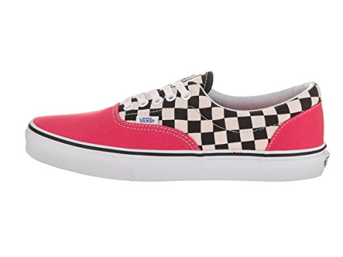 Vans Herren UA Era Sneaker (2/tone check) rouge red/