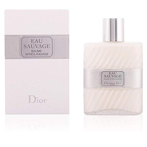 Christian Dior Eau Sauvage After Shave Balm for Men, 3.4 Ounce (Best Price Mens Aftershave)