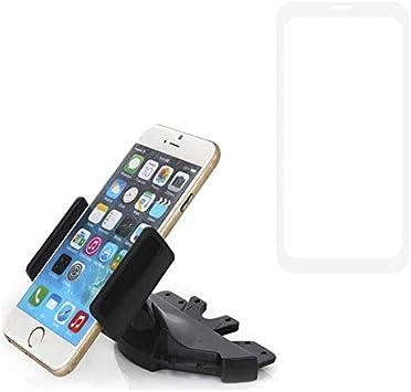 K-S-Trade® Ranura De CD Smartphone Soporte para Motorola Moto E6 ...