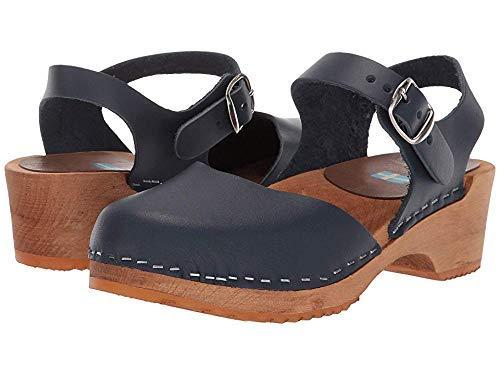 MIA Women's Sofia Navy Leather 7 M US