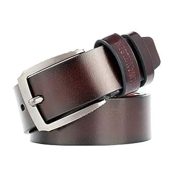 ROMQUEEN Hombre Cinturón Cinturones de Hombre Ofertas Traje para ...